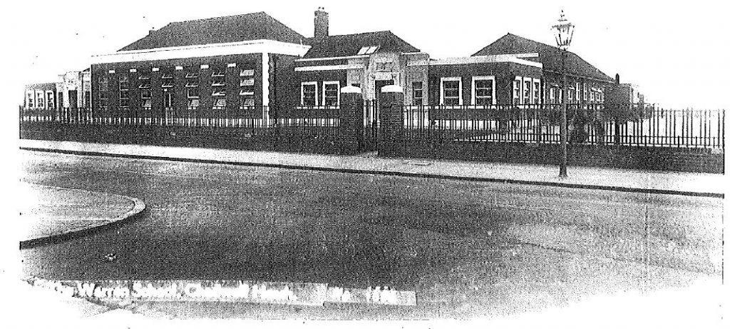 Old Warren School